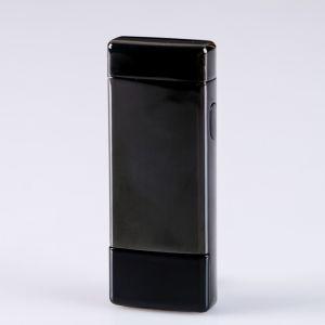 Зажигалка электронная в подарочной коробке, USB, дуговая, сенсорная, 3х8 см   4503196
