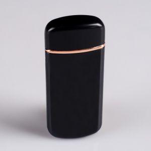 Зажигалка электронная в подарочной коробке, USB, спираль, 3.2х7.5 см   4503195