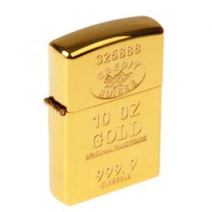 Зажигалка электронная в подарочной коробке,usb.дуговая, золотая, прямоугольная, 6.5?2.5?12см 2598182