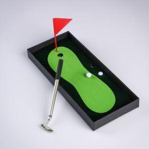"""Мини-гольф """"Настольный"""", набор для игры, 25х10 см 3004762"""