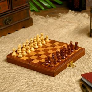 """Шахматы на магните """"Сила мысли"""""""