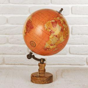 """Сувенир глобус """"Солнце"""" 20,3х20,3х33 см 2359060"""