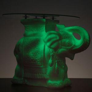 """Стол светящийся """"Слон"""" 58х28х50см"""