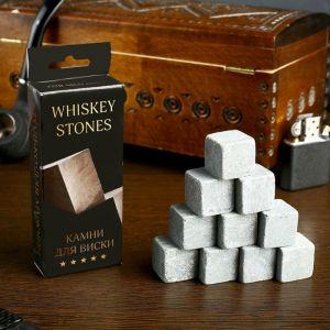 """Камни для виски """"Whiskey Stones"""", 10 шт   4775388"""
