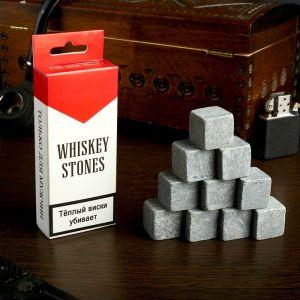 """Камни для виски """"Ковбой"""", 10 шт   4775387"""