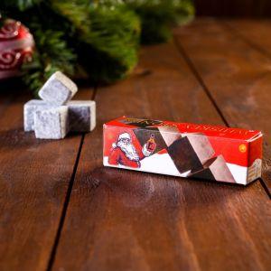 """Камни для виски """"Новогодний. Санта Клаус"""", 4 шт 4592405"""
