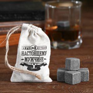 """Камни для виски """"Самый лучший"""", 4 шт."""