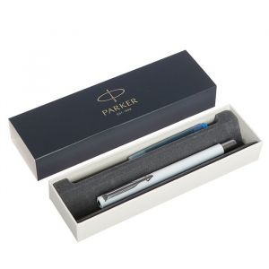 Ручка перьевая Parker Vector Standard F01 F, корпус белый (2025454)