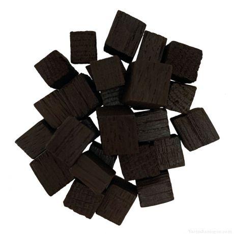 Дубовые кубики (темный шоколад)
