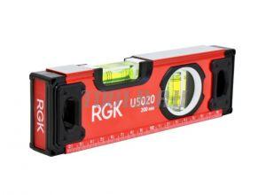 RGK U5020 (200 мм) - уровень строительный