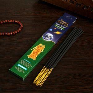 """Благовония """"БЛИЗНЕЦЫ–мандарин"""" , 20 палочек в упаковке 4887952"""