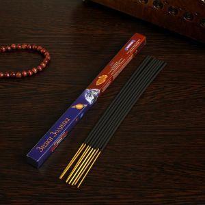 """Благовония """"ДЕВА – лаванда"""", 8 палочек в упаковке, четырёхгранник 4887824"""