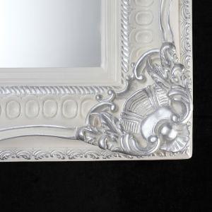 """Зеркало """"Прованс"""", серебро"""