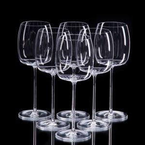 Набор бокалов для красного вина, 6 шт., 350 мл