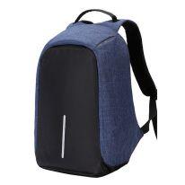 Рюкзак-антивор, синий
