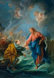 Вознесение Марии (Репродукция Питер Пауль Рубенс)