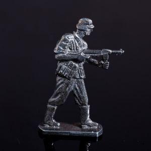 "Оловянный солдатик ""Автоматчик. Вермахт"" 1316014"