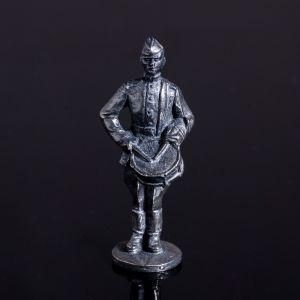 """Оловянный солдатик """"Барабанщик"""" 1922061"""