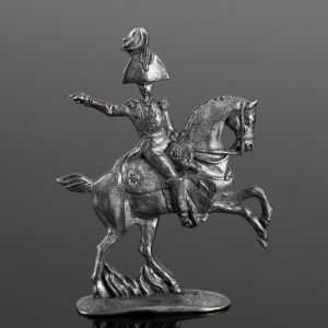 "Оловянный солдатик ""Генерал Ермолов"" 1459010"