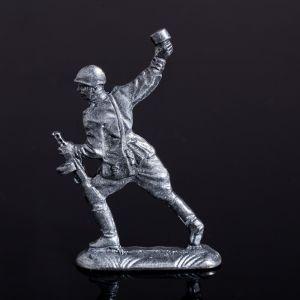 """Оловянный солдатик """"Гранатометчик"""" 1298812"""
