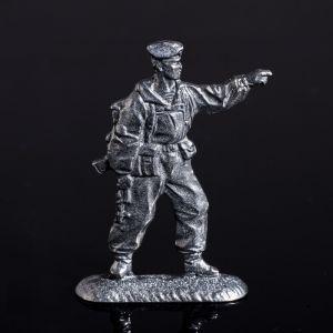 """Оловянный солдатик """"Командир. ВДВ"""" 1298811"""