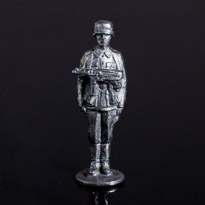 """Оловянный солдатик """"Немецкий пехотинец"""" 1537064"""