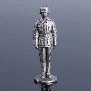 """Оловянный солдатик """"Немецкий фельдфебель"""" 1922058"""