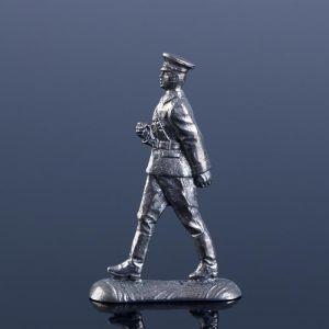 """Оловянный солдатик """"Офицер пограничник"""" 1316015"""