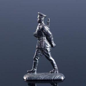 """Оловянный солдатик """"Пограничник в карауле"""" 1298813"""