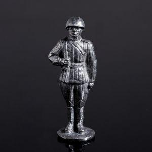 """Оловянный солдатик """"Рядовой в ватнике"""" 1839532"""