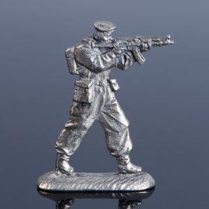 """Оловянный солдатик """"Рядовой. ВДВ"""" 1298810"""