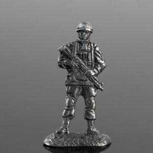"""Оловянный солдатик """"Спецназ"""""""