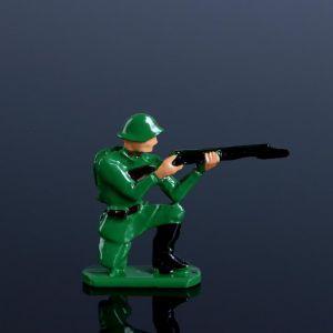 "Оловянный солдатик ""Стрелок с колена""   4669896"
