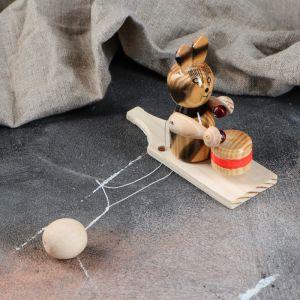 """Сувенир деревянный """"Заяц"""""""