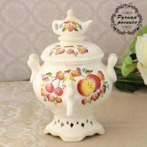 Чайница «Яблочный спас»
