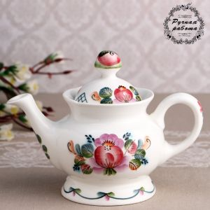 Сувенир  русский чайник мал. 1 сорт 4839819