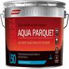 Лак Паркетный Parade Professional L50 Aqua Parquet 9л Акрил-Уретановый, Бесцветный для Внутренних Работ Глянцевый, Полуматовый, Матовый / Парад L50