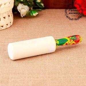 Толкушка, ручка с росписью «Хохлома»