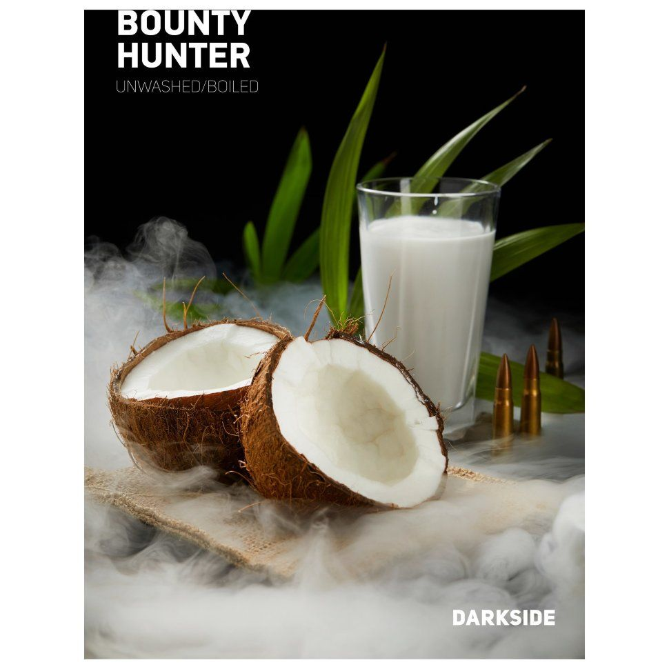 Табак Dark Side Medium - BOUNTY HUNTER (Ледяной Кокос, 30 грамм)