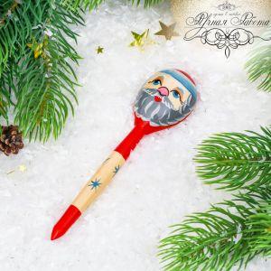 Ложка чайная «Дед Мороз»