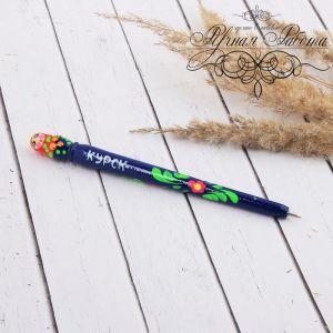 Ручка с матрёшкой «Курск»