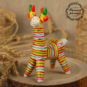 Филимоновская игрушка «Олень» 2818873