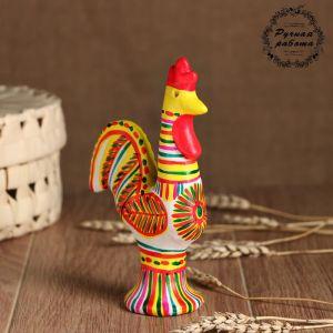 Филимоновская игрушка «Петух» 3579639