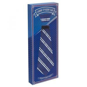 """Подарочный набор: галстук и платок """"Самому лучшему сыну"""" 1536233"""
