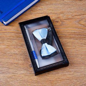 Набор подарочный 2в1 (ручка, бабочка) 4429096