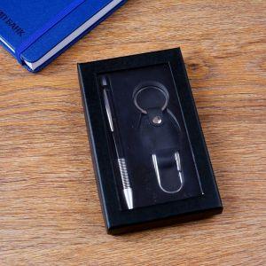 Набор подарочный 2в1 (ручка, брелок) 4429101
