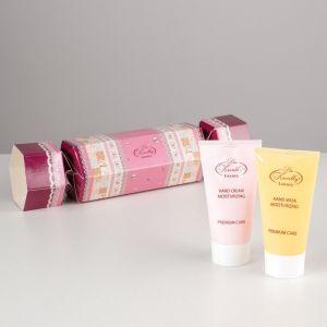 Подарочный набор Liss Krouly Rose: крем д/рук+маска д/рук   4587012
