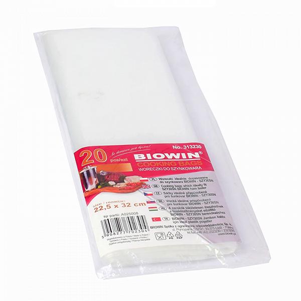 Пакеты для ветчинницы большой 20 шт BIOWIN