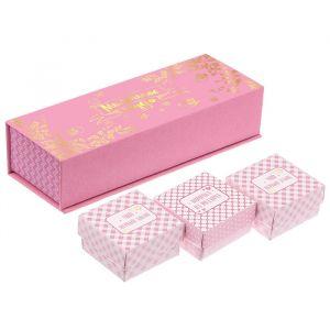 """Набор памятных коробочек для девочки """"Маленькое чудо"""""""