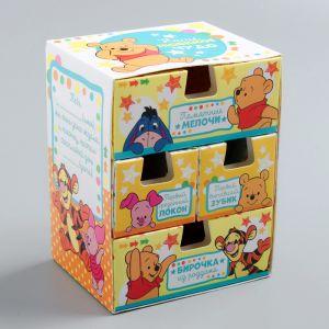 Памятные коробочки для новорожденных, Медвежонок Винни и его друзья